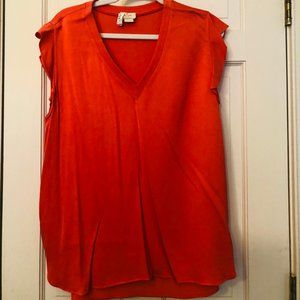 Kate Spade Coral Women's Size Large Top